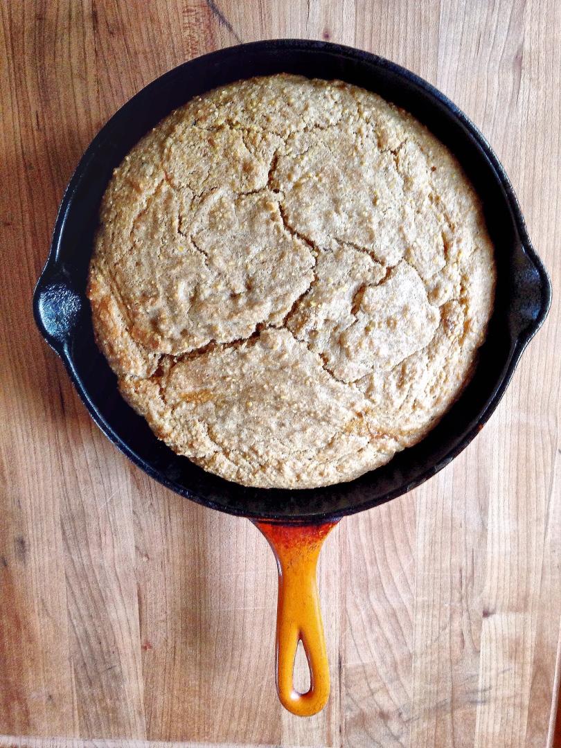 Easy Delicious Cornbread