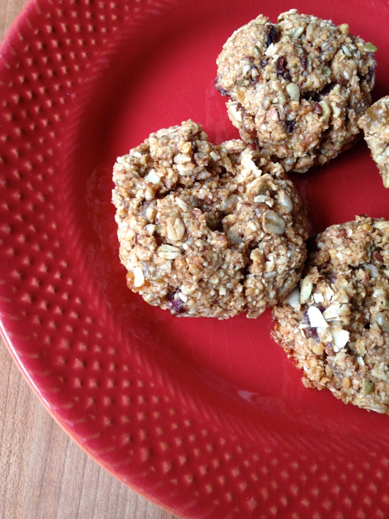 Granola Cluster Cookies