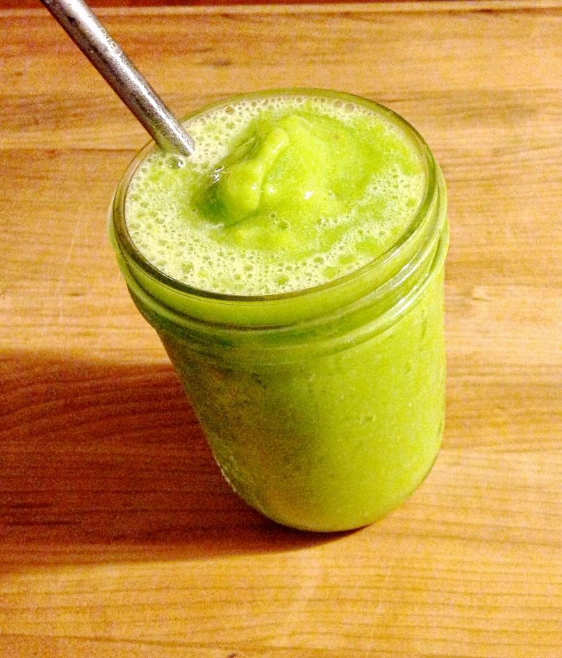Super hulk green smoothie