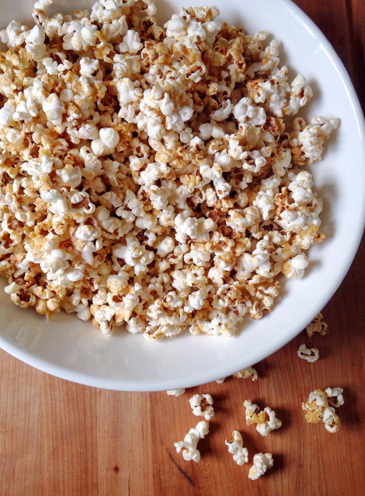 Sticky Popcorn