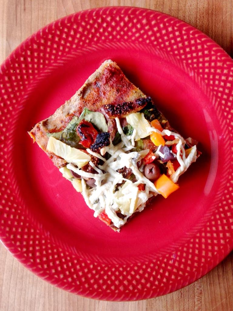 Super simple pizza dough